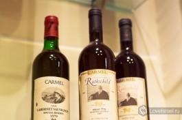 Несколько исторических вин, которые производились на заводе. Обратите внимание на года на бутылках, большинство из вас тогда еще не родились :)