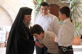 У христиан в Израиле - свои церковные законы брака и развода.