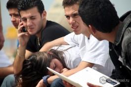 Разные люди Израиля.