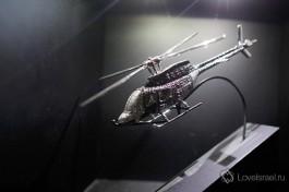 Хотели бы вы иметь алмазный вертолет? :)