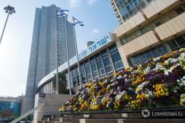 Израильская алмазная биржа.
