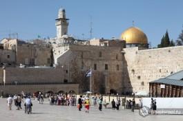 Стена Плача, Иерусалим.