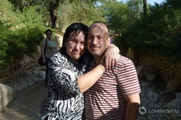 Мама и папа Андрея: Евгений и Ирина.