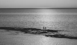 Пляж в Бат-Яме.