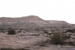 Вид на горы вокруг комплекса.