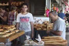 Рынок Кармель в Тель-Авиве - булка, булка, булка :)