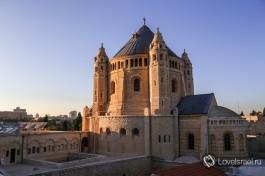 Немецкая католическая Церковь Успения, Иерусалим.
