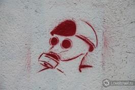 Тель-Авивские граффити. Флорентин.