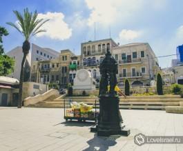 Хайфа - город с богатой историей.