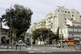 Улицы Кфар-Сабы.