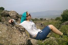 Истории репатриации - Людмила Бойко, кибуц Леавот hа-Башан, Израиль.