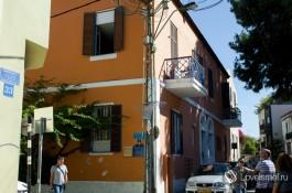 Дом, в котором жил Шай Агнон.