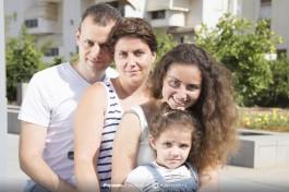 Истории репатриации - семья Попенкеров, Ришон-ле-Цион, Израиль.