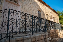 Чугунные узоры оград, Рош-Пина.