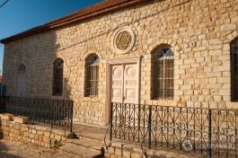 Старая синагога Рош-Пины.