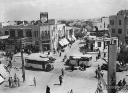Тель-Авив.  История Израиля.