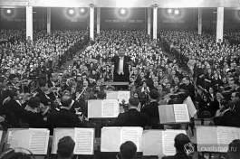 Концерт в Опере.  История Израиля.
