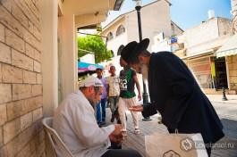 В Цфате довольно большая ультрарелигиозная еврейская община.
