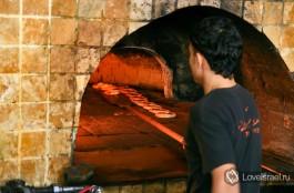 Пекарня Абулафия в Яффо. Фото - Алла Володина.