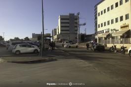 На улицах Ашкелона.