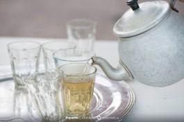Вам всегда нальют вкусный травяной чай.