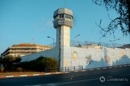 Тюрьма предварительного заключения Абу-Кабир в Тель-Авиве.