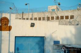 Абу-Кабир - на самом деле относительно известное в Израиле место. Например, здесь находится израильская судебно-медицинская экскпертиза.