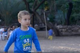 Детские игры на пляже Дельфинего Рифа.