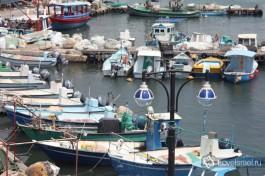 Замечательная романтичная гавань. Акко, Израиль.