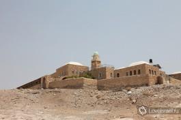 Наби Муса, Израиль. Могила пророка Моисея?