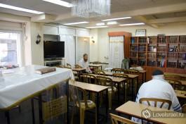 Синагога в Суккот.