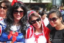 Праздник Пурим в Израиле - праздник карнавалов!