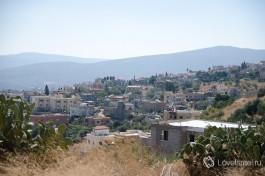 Галилея, Израиль. Основной район друзских поселений в стране. Также друзы живут в городе Далият-эль-Кармэль около Хайфы и на Голанских высотах.