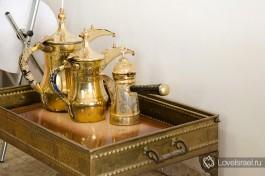 Друзы, как и все на Ближнем Востоке, очень любят кофе )