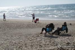Лето в Израиле длинное и море сохраняет тепло до декабря!