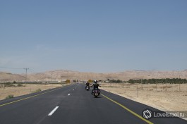 Мото-сезон в Израиле не знает перерывов.