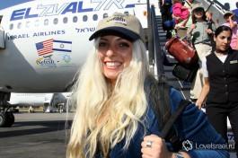 Рейс с новыми репатриантами из США благополучно приземлился в аэропорту Бен-Гурион в Израиле!