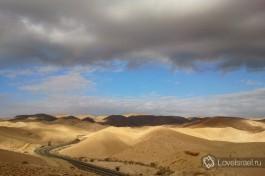 Невероятные просторы пустыни Негев... пустыни занимают более 60% территории нашего молодого государства!