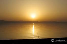 Рыбалка - один из популярных видов отдыха в Израиле