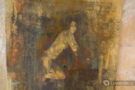 Карина кисти художника Баратынского.