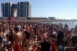 Средиземное море и open-air!