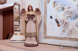 Дом Матушки Георгии, предметы интерьера.