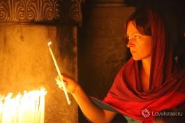 Больше всего паломников приезжают в Храм из стран СНГ.
