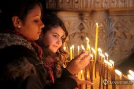 Огонь в христианстве имеет очень важное значение. Храм Гроба Господня