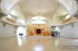 Синагога Бейт Даниэль – молельный зал.