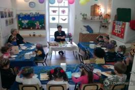 Подготовка к Песаху в детском саду общины Хар-Эль (Иерусалим, Израиль)