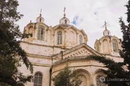 Троицкий собор, Иерусалим.Русская Духовная Миссия в Иерусалиме