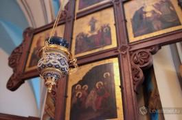 Троицкий собор, Иерусалим. Русская Духовная Миссия в Иерусалиме