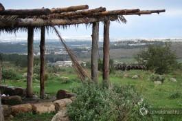 Заповедник Неот Кдумим, где можно погулять и насладиться природой.