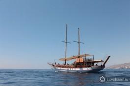 Взять на прокат  яхту или парусник в Эйлате - пожалуйста!